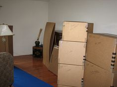 Organizing a Move tips