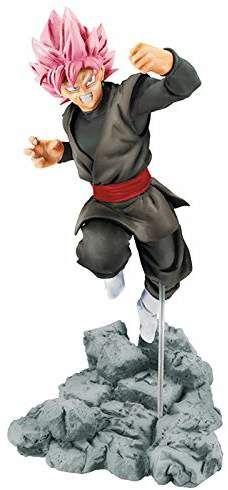 Dragon Ball Super - Soul X Soul Figure - Goku Black 14 cm