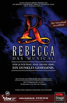 Rebecca das musical: poster