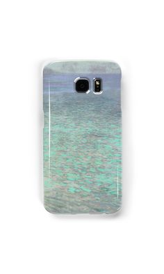 Klimt at Attersee by anni103  25% off iPhone cases, Samsung cases, and iPhone Wallets. Use FAB25