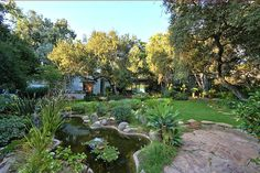 $1.65M Buys a Late SoCal Architect's Breezy, Park-Like Estate