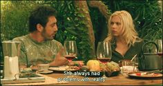 Discovered by Lucy. Find images and videos about quotes, movie and vicky cristina barcelona on We Heart It - the app to get lost in what you love. Top Movie Quotes, Classic Movie Quotes, Film Quotes, Vicky Christina Barcelona, We Heart It, Movie Talk, Summer Quotes, Still In Love, Toile