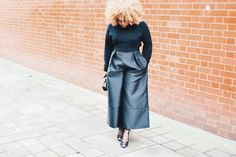 The Style Galaxy : TOTAL BLACK OUT