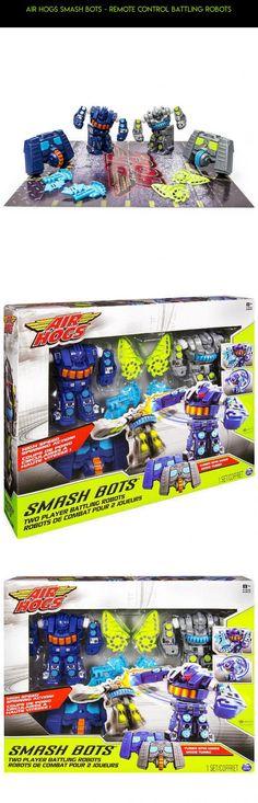 Air Hogs Smash Bots - Remote Control Battling Robots #tech #shopping #kit #bots #products #air #parts #smash #gadgets #racing #fpv #technology #plans #camera #hogs #drone