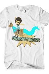 Danisnotonfire shirt. DistrictLines.com  $17.00 GETTING! (: