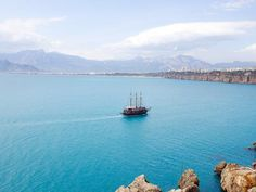 Bordered by the majestic Taurus Mountains, Antalya is the eighth-most-populous city in Turkey, with a vibe unlike any other.