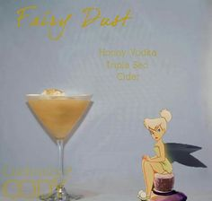 Disney drinks...