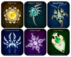 Magic items adopts 12 (CLOSED) by Rittik-Designs