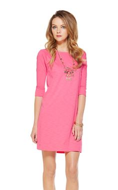 Cassie Boatneck T-Shirt Dress