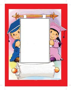Graduation Theme, Preschool Graduation, Graduation Cards, Boarder Designs, Page Borders Design, School Border, School Frame, Classroom Board, Borders For Paper
