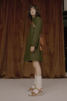 A.P.C. | Fall 2016 Ready-to-Wear Collection | Vogue Runway