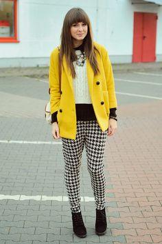 Yellow coat. | Maddinka
