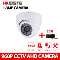 44.98$  Watch now -  AHD 960P IR Mini Dome Analog AHD CCTV Camera indoor IR CUT Night Vision HD Security Cam Surveillance Camera 1.3MP intall indoor  #SHOPPING