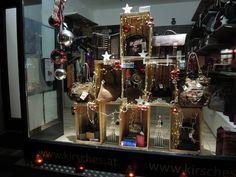 Weihnachtsauslage bei Kirsches Taschen und mehr...! in Bad Vöslau