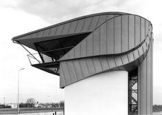 Bedieningsgebouw Oostersluis   Rene van Zuuk Architekten BV - Architectenbureau Almere, Flevoland