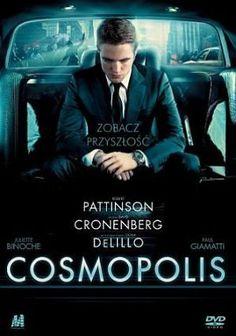 """Cosmopolis"", reż., scen. David Cronenberg, na podstawie powieści Dona DeLillo pod tym samym tytułem. Obsada: Robert Pattinson, Juliette Binoche, Samantha Morton. 105 min."