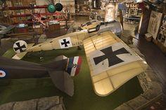 Fokker EIII Eindecker - WWI Gallery