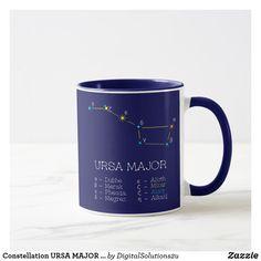 Constellation URSA MAJOR unique, elegant Mug