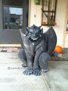 Cool Gargoyle Costume... Coolest Homemade Costume Contest