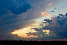 Sunset Storms August 2nd 2015