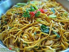 Indonesian Food - Mie Goreng (Fried Noodle)