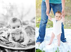 Good six month picture ideas...maybe throw some Converse in there too.