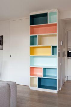 Un peu de laque redonne vie à vos meubles en bois - blog colora