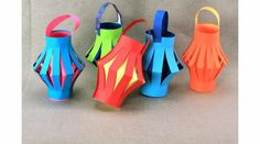 Paper Chinese Lanterns | Sophie's World