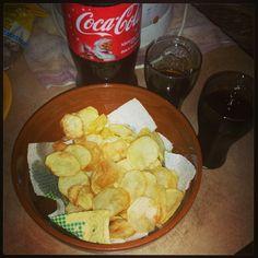 Homemade chips!