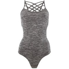 Pepper & Mayne - Seamless Criss Cross Compression Body ($77) ❤ liked on Polyvore featuring activewear, compression sportswear and yoga activewear