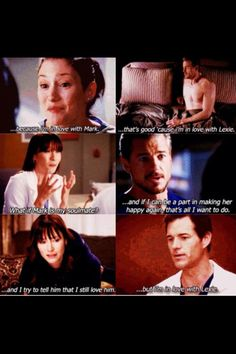 Since there's was no more Izzie& Alex, these two were my favorite... Then the asshole writers kill em off! Ugh.