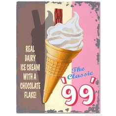 Ice cream van point of sale stickers England - Google Search
