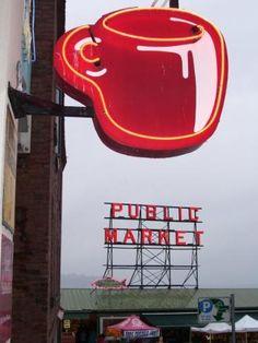Seattle love.