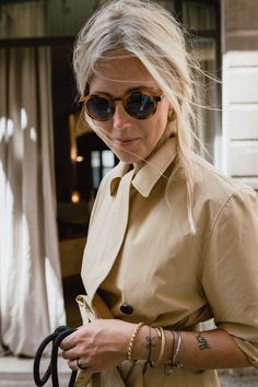 Stylish Sunglasses, Sunglasses Women, Home Outfit, Classy Fashion, Parisian Style, Street Styles, Casual Looks, Work Wear, What To Wear