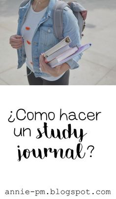 How to make a Study Journal? Bullet Journal School, Bullet Journal Ideas Pages, Bullet Journal Inspiration, Study Journal, Book Journal, Study Methods, Study Tips, Study Inspiration, School Organization
