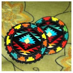Southern Flame Designs by Rachel Tom (Navajo) 
