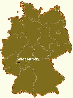 In case you wonder where Wiesbaden can be found. Living In Europe, Places Ive Been, Germany, Army, Daughter, Heart, Check, Travel, Beautiful