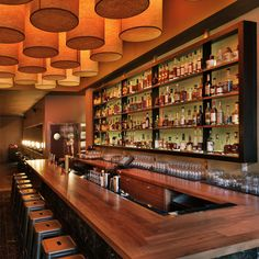 Best Bourbon Bars: Where to find the famous brown spirit from New York to San Francisco #30DaysofBourbon
