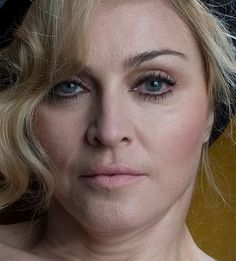 Madonna Beautiful even without photoshop
