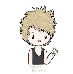 (GIF) Shades of Michael Clifford.