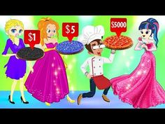 Five Little Ducks Popular Kids Songs! Equestria Girls Learn How to Make Pizza - YouTube