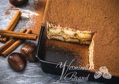 Rezepte - Vermicelles Brand Tiramisu, Gelatine, Sweets, Drinks, Desserts, Food, Whipped Cream, Cacao Powder, Dessert Ideas