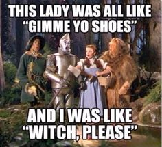 Give me them shoes but in converse #thewizardofoz #wizardofoz