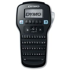 Buy a used Dymo LabelManager 160 Handheld Thermal Label Printer. ✅Compare prices by UK Leading retailers that sells ⭐Used Dymo LabelManager 160 Handheld Thermal Label Printer for cheap prices. Dymo Label, Retail Websites, Uk Retail, Thermal Printer, Smart Key, Printer Supplies, Coding, Free, Good Things