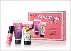Benefit Cosmetics - goodtime gals #benefitgals