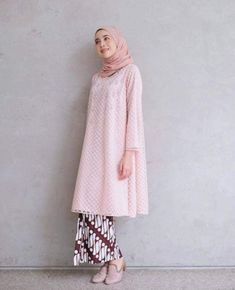 Image may contain: 1 person Kebaya Lace, Kebaya Dress, Batik Kebaya, Batik Dress, Kebaya Modern Hijab, Kebaya Hijab, Kebaya Muslim, Kebaya Brokat, Muslim Women Fashion