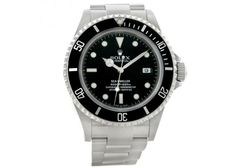 Rolex Sea dweller Stainless Steel Mens Watch 16600