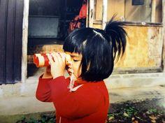 Mirai-chan 未来ちゃん (Future-chan) - By Kotori Kawashima Asian Photography, Film Photography, Cute Baby Girl, Cute Babies, Cute Japanese Girl, Zara Kids, Grunge Hair, Beautiful Children, Photo Book