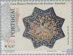 Stamp: Tegels (Madeira Islands) (Tiles of Madeira) Mi:PT-MD 200,Yt:PT-MD 207,Afi:PT 2599