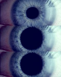 It's a proven fact that your eyes dilate every time you see the person you like.